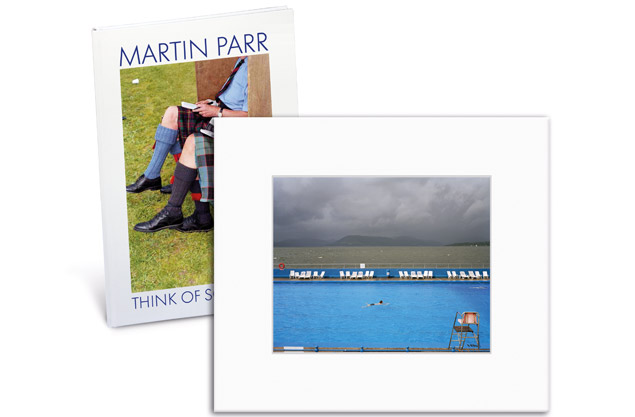 Think of Scotland | Collector's Edition Martin Parr